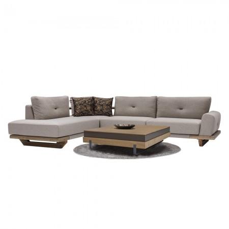 Καναπές γωνία Ether