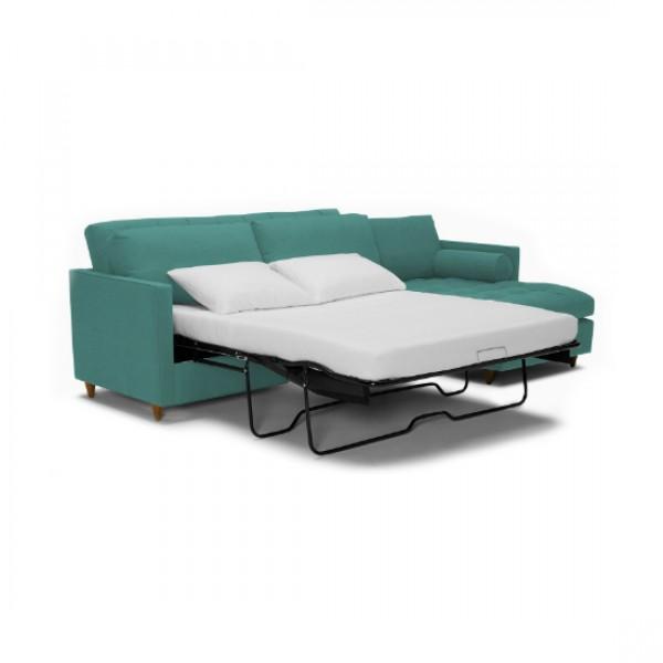 Γωνιακοί καναπέδες κρεβάτια