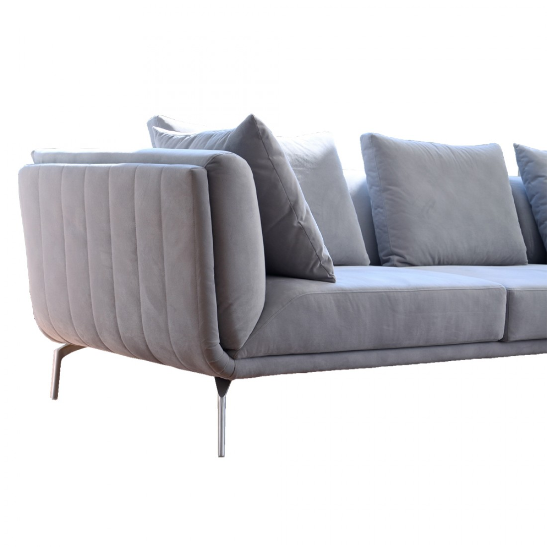 Καναπές γωνία Iron