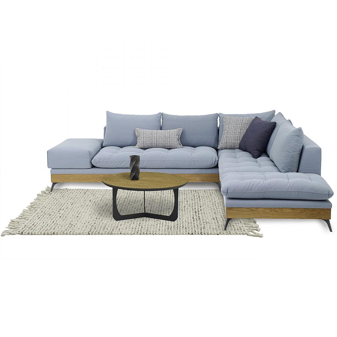Καναπές γωνία Leron