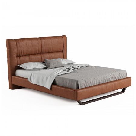 Κρεβάτι διπλό Nabuk