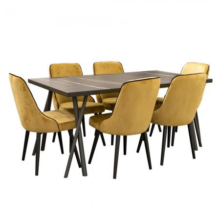 Τραπέζι δείπνου Nobilya