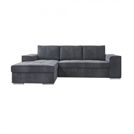 Καναπές γωνία κρεβάτι Omega