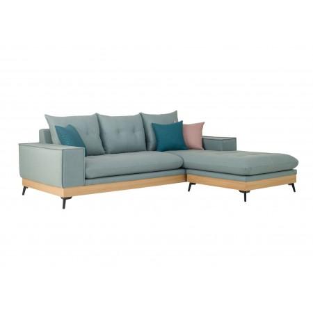 Πολυμορφικός γωνιακός καναπές Primo