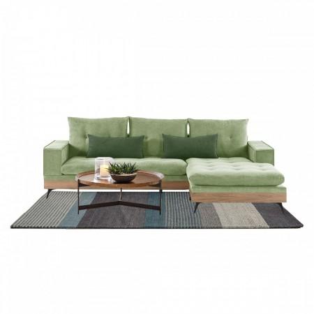 Γωνιακός πολυμορφικός καναπές Terra