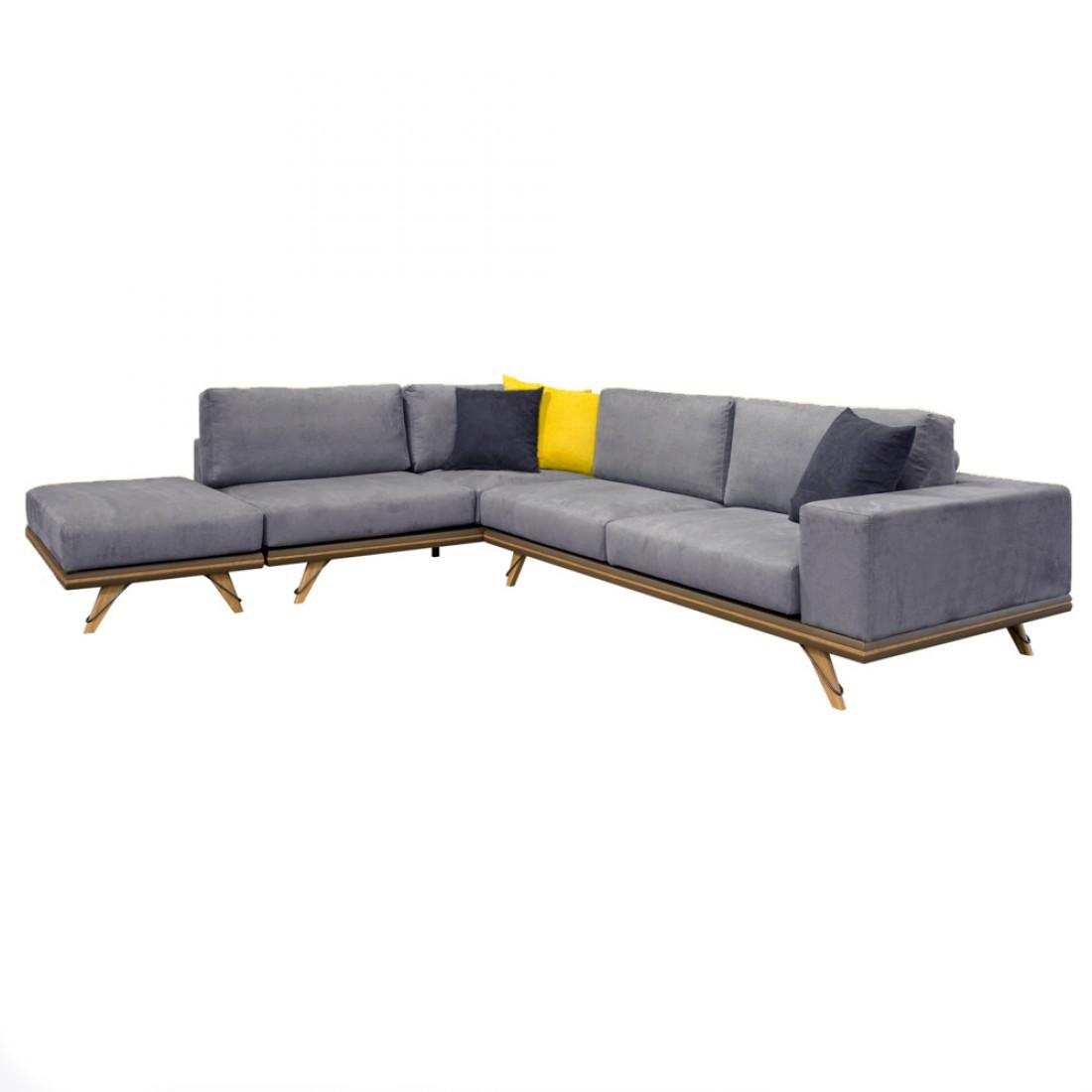 Γωνιακός καναπές Vegas