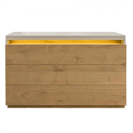 Συρταριέρα κρεβατοκάμαρας Yellow