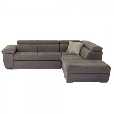 Καναπές γωνία κρεβάτι Fiona