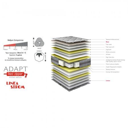 Στρώμα διπλό Adapt 160 Χ 200