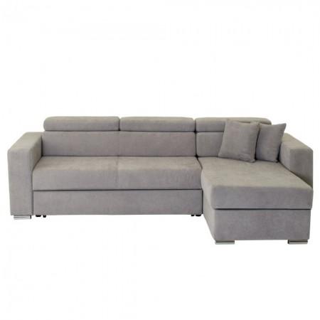 Καναπές γωνία κρεβάτι Laura