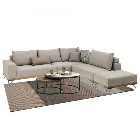Πολυμορφικός καναπές γωνία Lounge