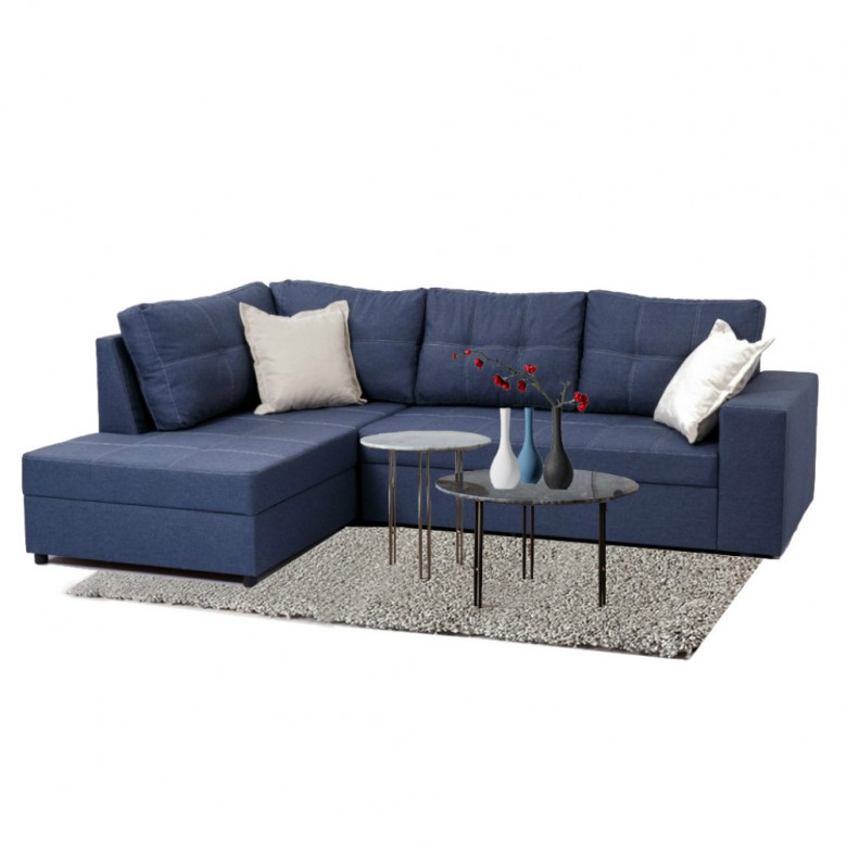 Καναπές γωνία κρεβάτι Monti