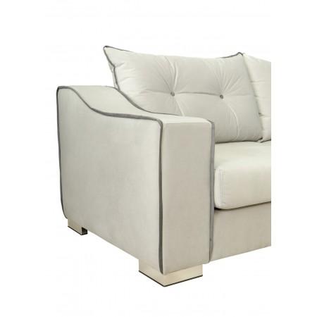 Καναπές γωνία Fendi