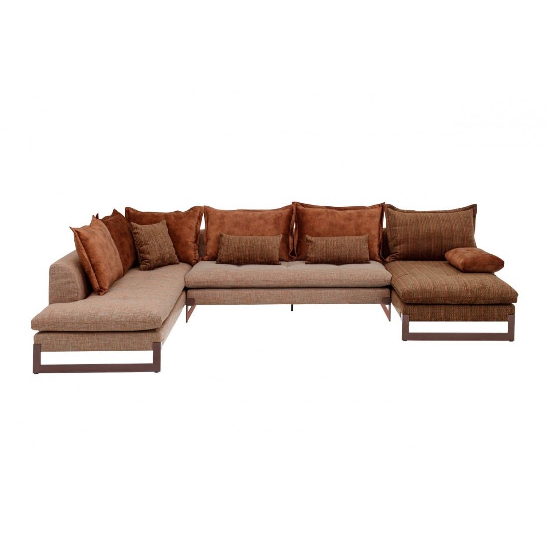 Γωνιακός καναπές Julio