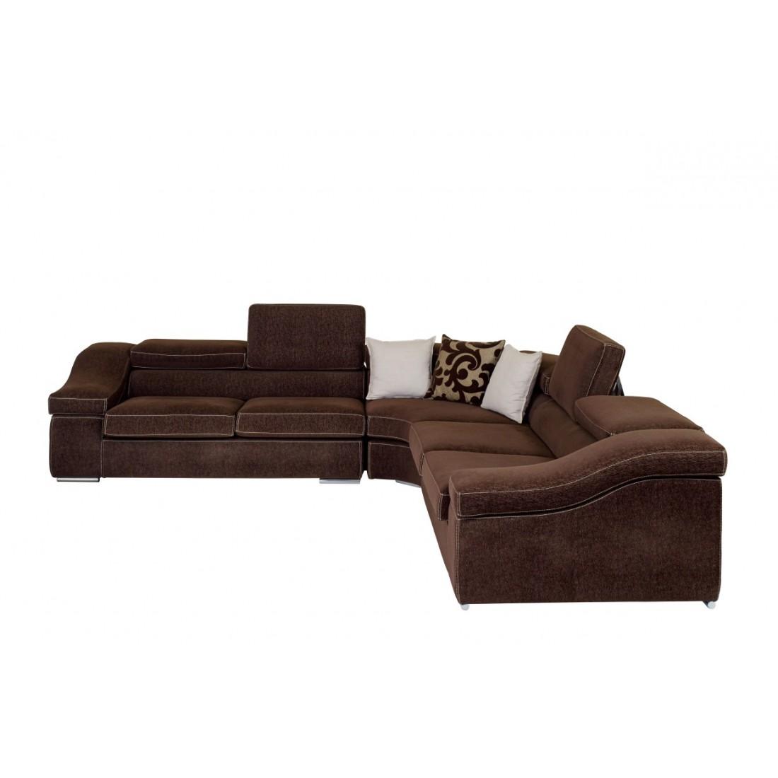 Καναπές γωνία Poly