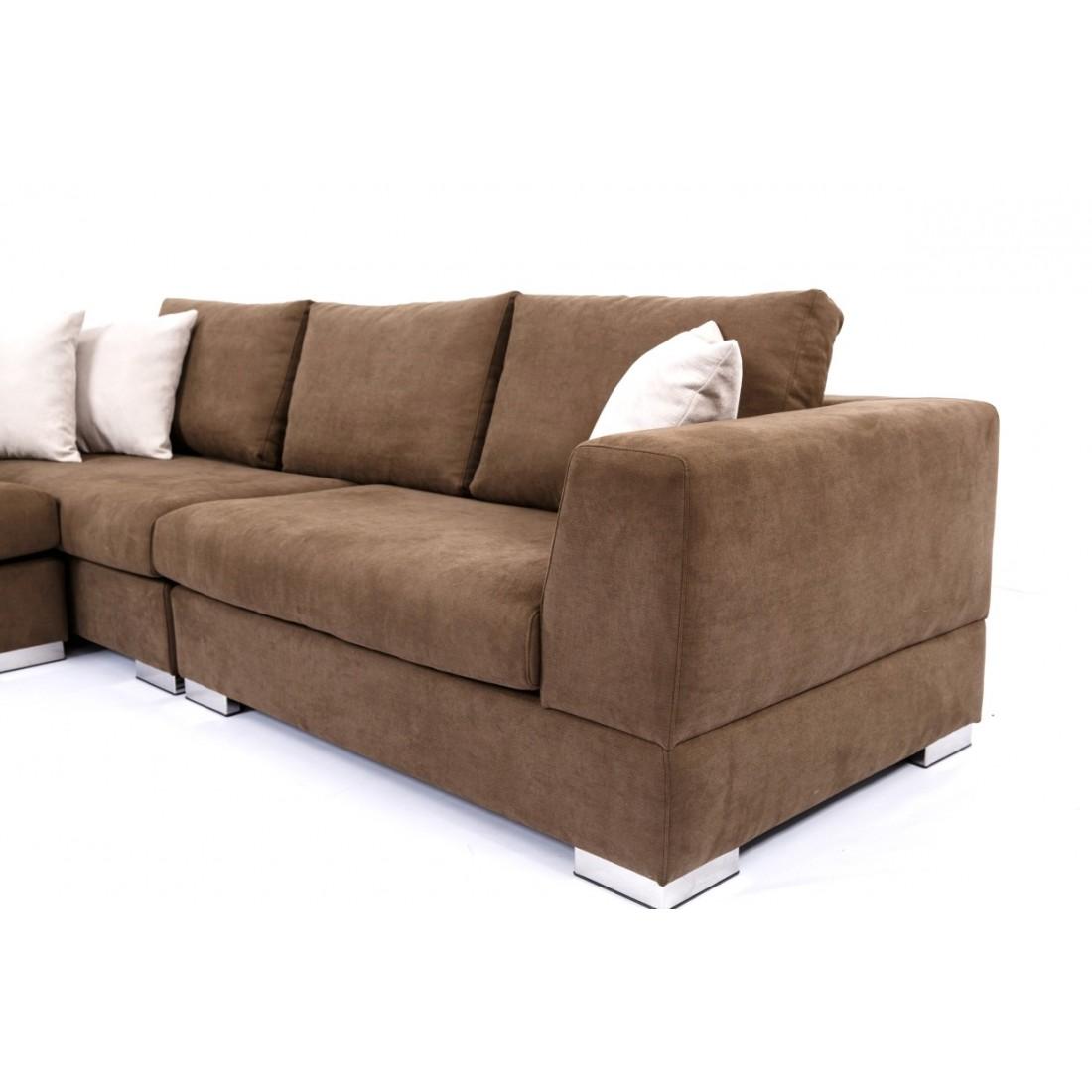Γωνιακός καναπές Straight