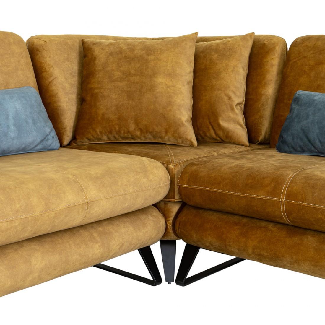 Καναπές γωνία Urus